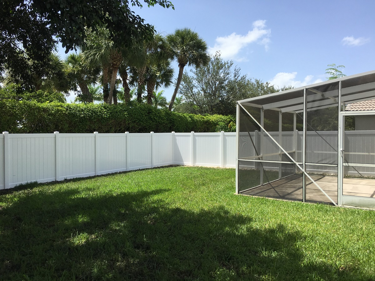 residential fence installations Hollywood fl