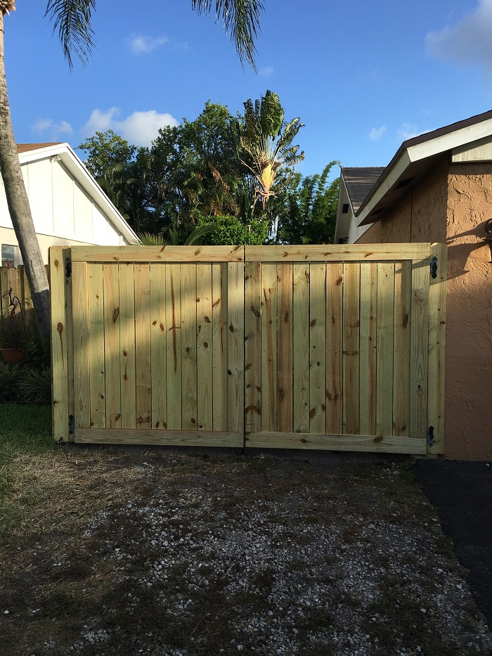 gate installation company hollywood fl
