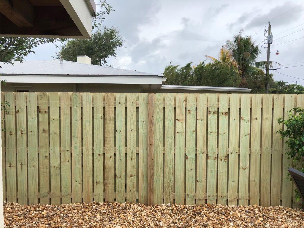 residential fence hollywood fl