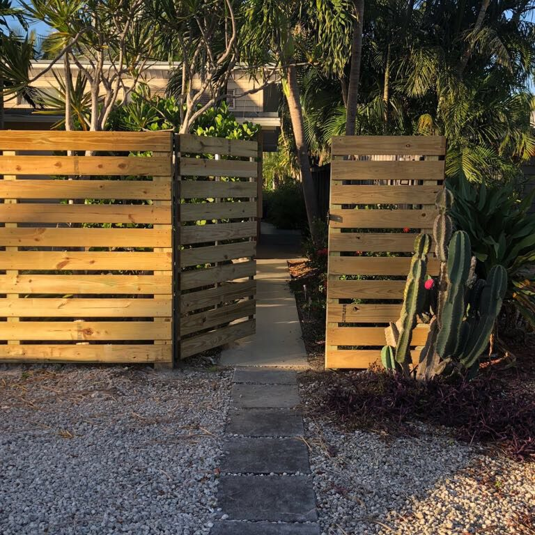 best fence company hollywood florida